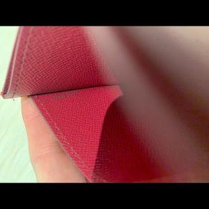 Louis Vuitton Accessories - Louis Vuitton 2019 Monogram Fuchsia Card Holder